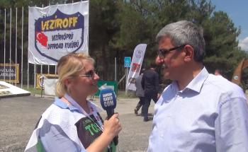 Vezirköprü Belediye Başkanı Sn. İbrahim Sadık Edis ile röportaj